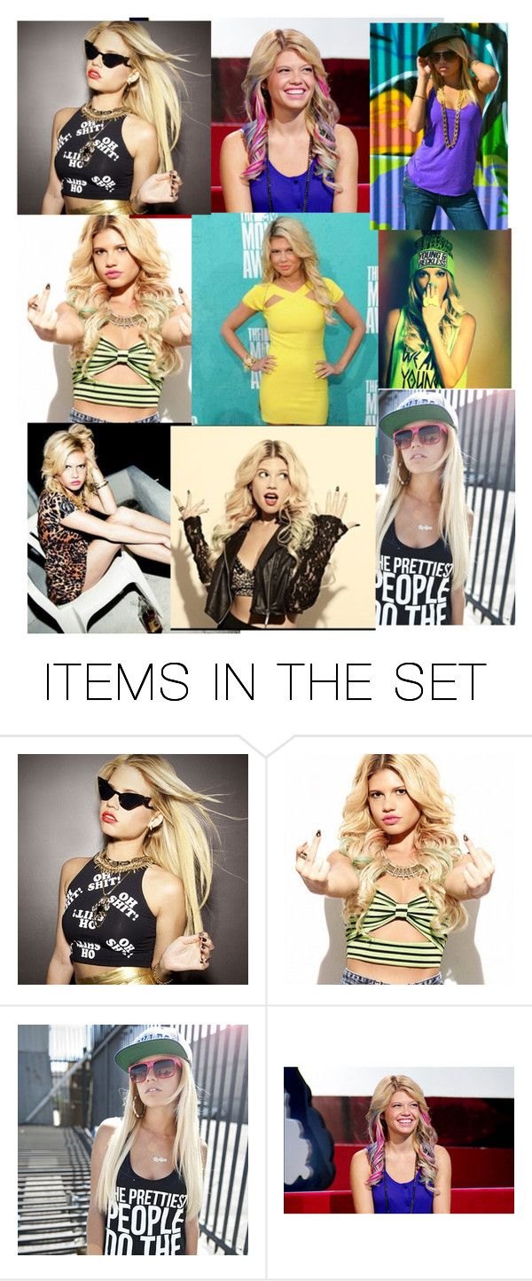 """Chanel West Coast"" by maria143sara ❤ liked on Polyvore featuring art"