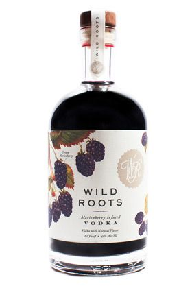 Wild Roots Marionberry Vodka (Portland, OR)