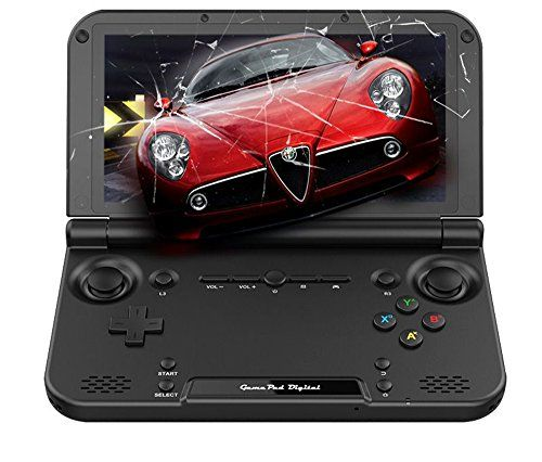 GPD XD RK3288 2G/32G 5 Quad Core H-IPS Android Video Game Player Game Console Handheld game consoles Black