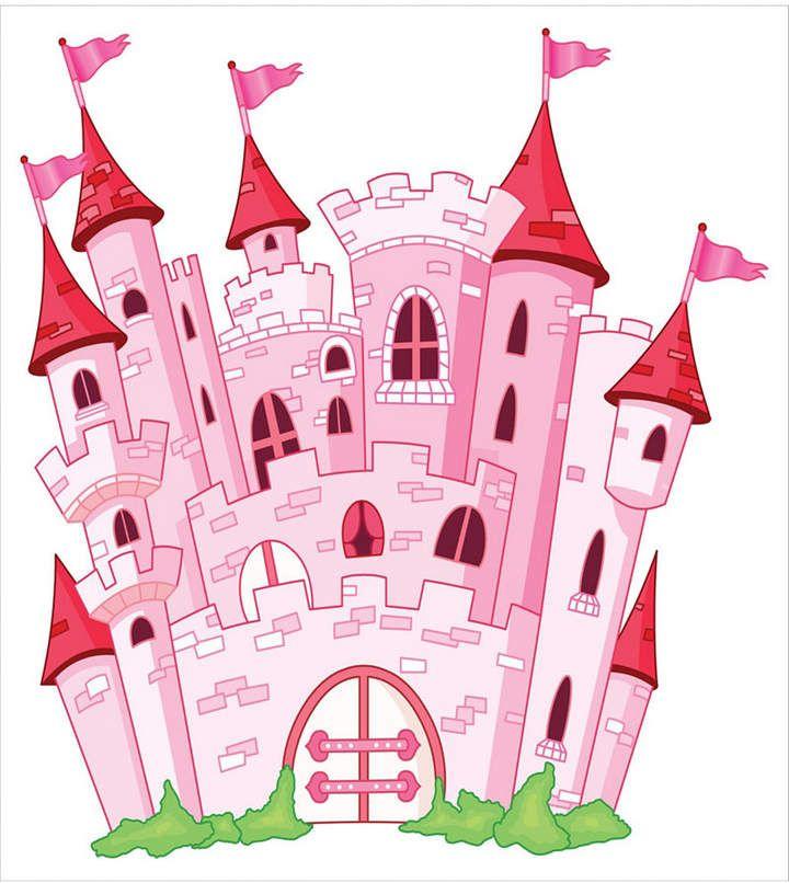 Ambesonne Fantasy Place Mats Set Of 4 Reviews Table Linens Dining Macy S Castle Vector Castle Coloring Page Disney Princess Castle