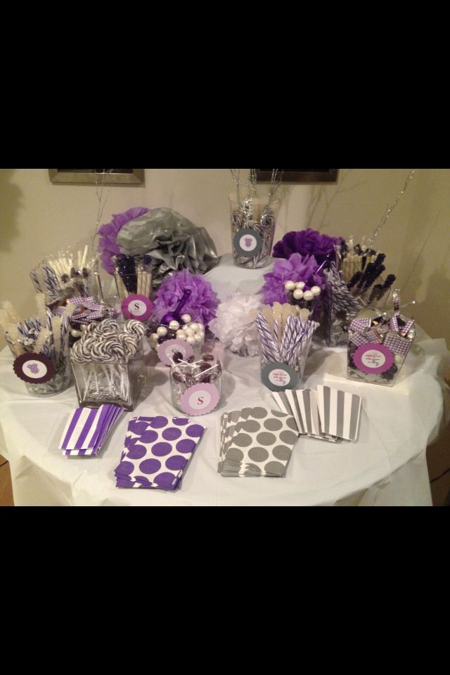 purple themed bridal shower%0A      be  d   da d     b  ddbe    jpg          pixels  Baby Shower ThemesBaby  Shower PartiesShower PartyShower IdeasPurple Baby ShowersThemed Bridal