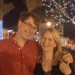 With hubbie in Sharm El-Sheikh April 2012 :)
