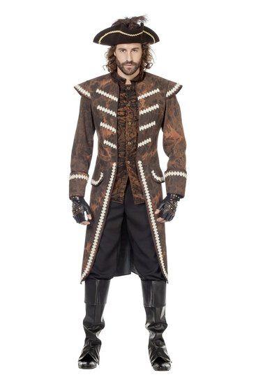 Kostuum Piraat Sparrow Heren - De Kaborij