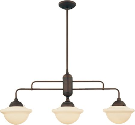 Vintage Inspired Kitchen Lighting