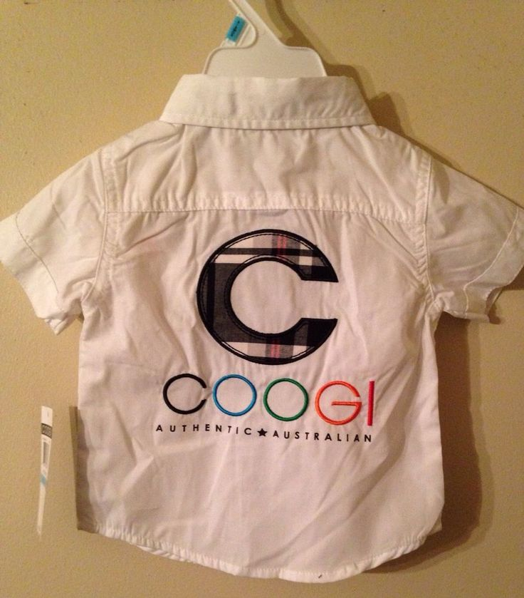 Coogi baby clothes online