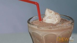Iced Hot Chocolate Recipe | The Chew - ABC.com