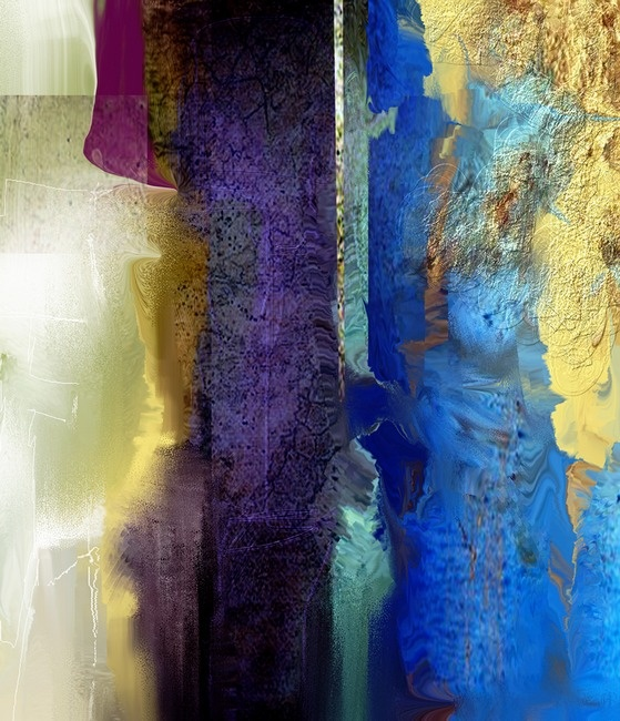 """""""Painting With Colour II"""" by Davina Nicholas"""
