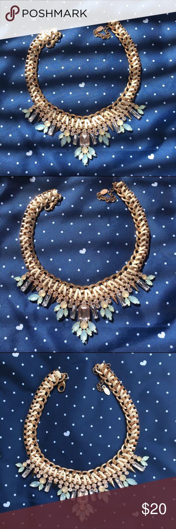 Aldo statement necklace. Aldo statement necklace. Used twice. Aldo Jewelry Necklaces