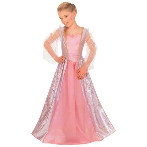 prinzessinkostuem rosa xs 116 cm 4 5 jahre prinzessinnen kleid