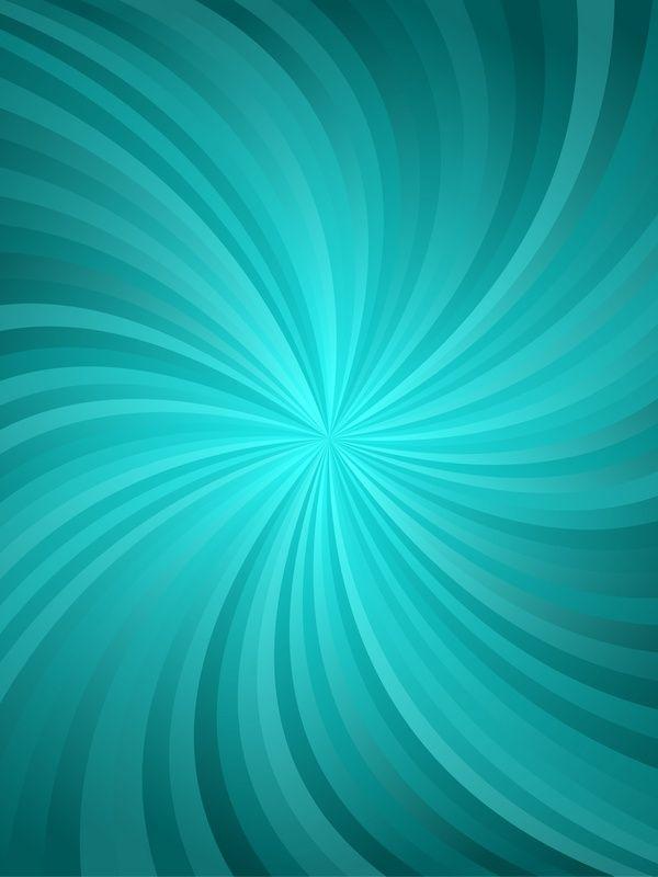 Cyan twirl pattern background