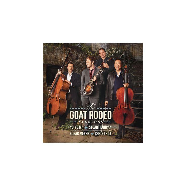 Yo-yo ma - Goat rodeo sessions (Vinyl)