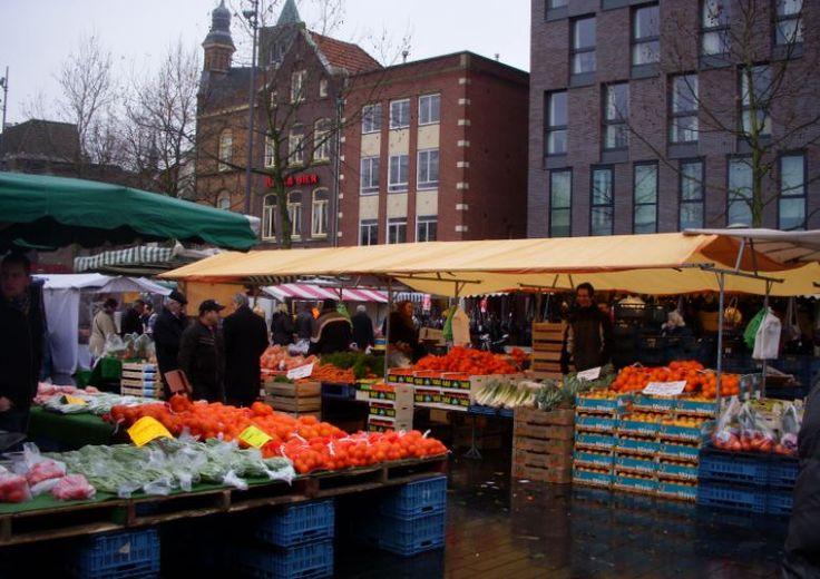 Markt Venlo, Foto: S. Hopp
