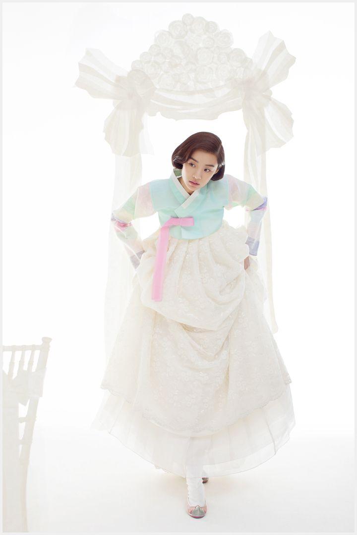 3대를 잇는 전통한복 전문 브랜드, 숙현한복