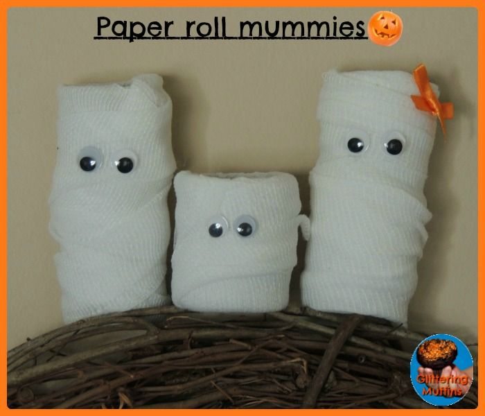 paper roll mummy craft paper roll mummies from glittering muffins 5128