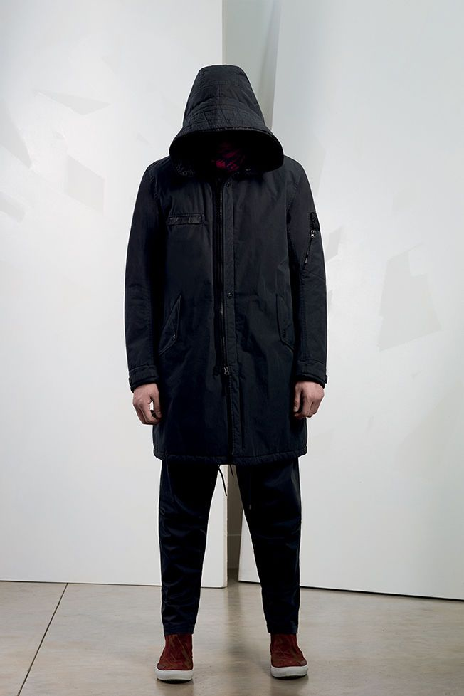 Stone Island Shadow Project SS_'017 Looks | Official Online Store