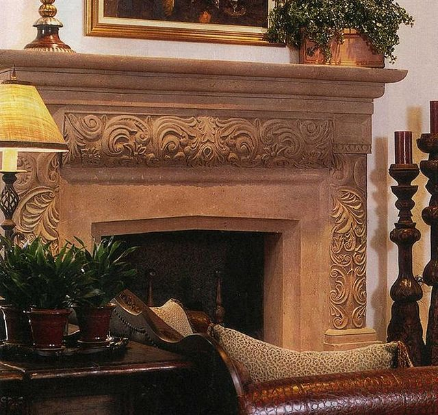 Mantles and Outdoor fireplaces