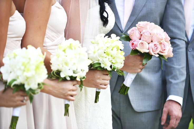 Don't  settle for less than exceptional on your Wedding Day. Ask us to help make it as special as you've always imagined! #Wedding #Bouquet #Flowers #Married #JustMarried #Roses