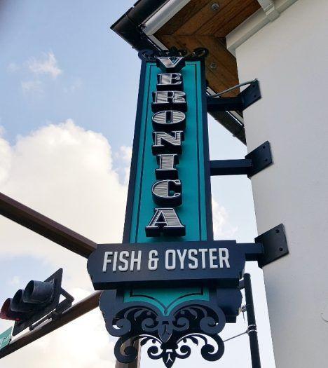 Veronica's Fish and Oyster Bar  restaurant in Sarasota, Florida | Sarasota Foodies