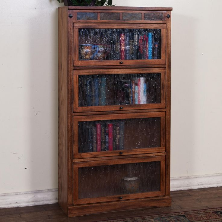 This Rio Lawyers Bookcase Would Perfectly Display Your