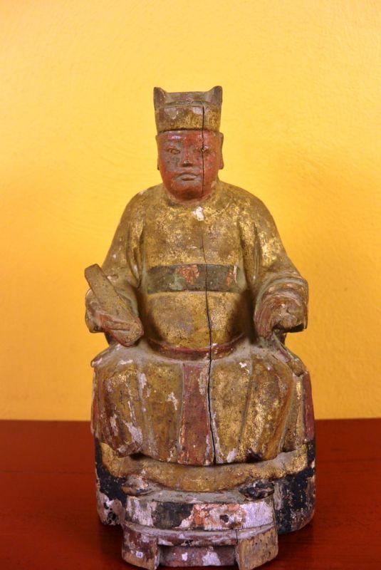 Statuette votive - Statue Chinoise