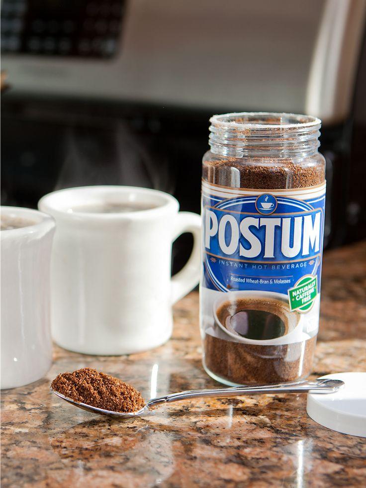 Postum Coffee drinks, Oldies but goodies, Beverages