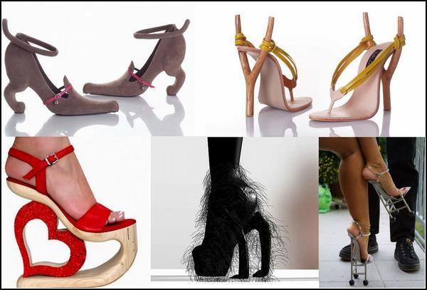 Обувь от дизайнеров