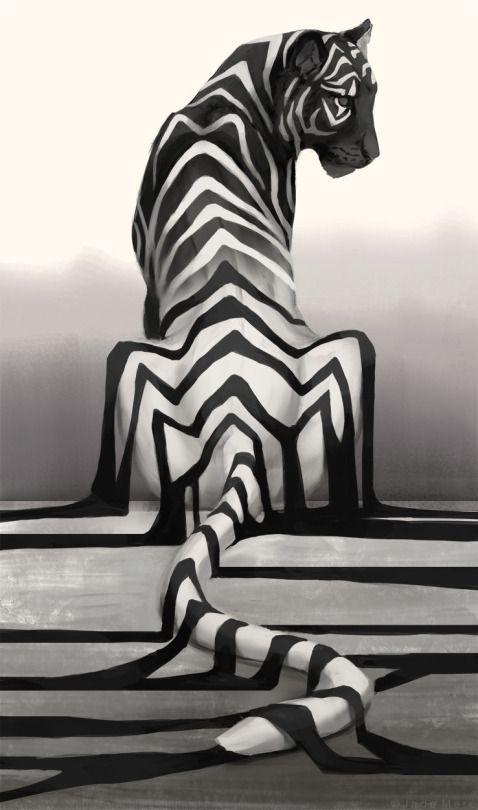 zebratiger
