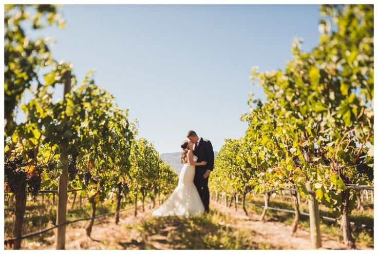 Spirit Ridge Osoyoos Wedding