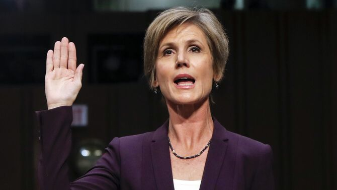 This Biography is about one of the best Lawyer Sally Yates including her Height, weight,Age & Other Detail…    Biography Of Sally Yates   Real Name Sally Yates   Nick Name Sally Caroline Yates, Sally Quillian Yates   Famous as Lawyer   Nationality American   Personal Life of Sally Yates   Born on 20 August 1960   Birthday 20th August   Age 56 Years   Sun Sign