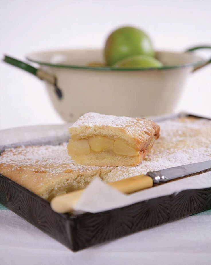 Apple shortcake by Natalie Oldfield from Grans Kitchen | Cooked