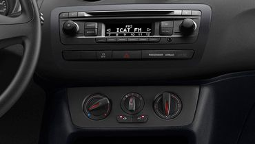 Intérieur SEAT Ibiza Reference