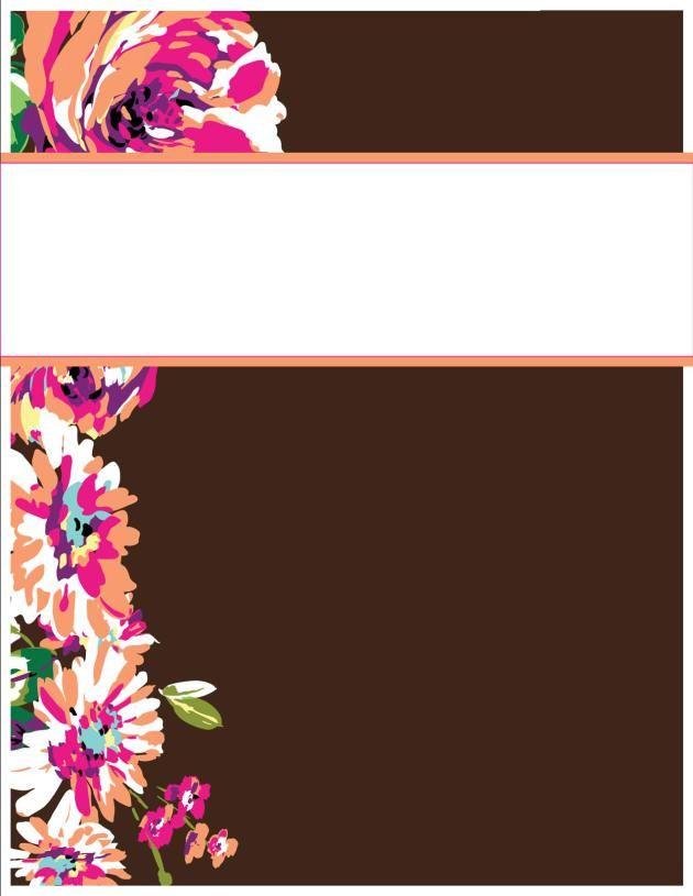 binder covers40 http://happilyhope.wordpress.com/2013/07/25/my-cute-binder-covers/