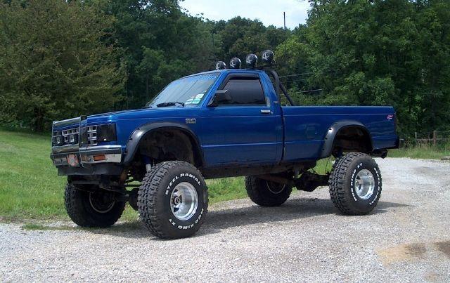 F Ace Aaa F A D C Ae Df Gm Trucks Bill Obrien on 1991 Chevy S10