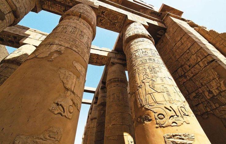 Eine #Kreuzfahrt über den Nil hätte was. Ich werde mich mal schlau machen, der Urlaub dieses Jahr steht noch nicht fest!