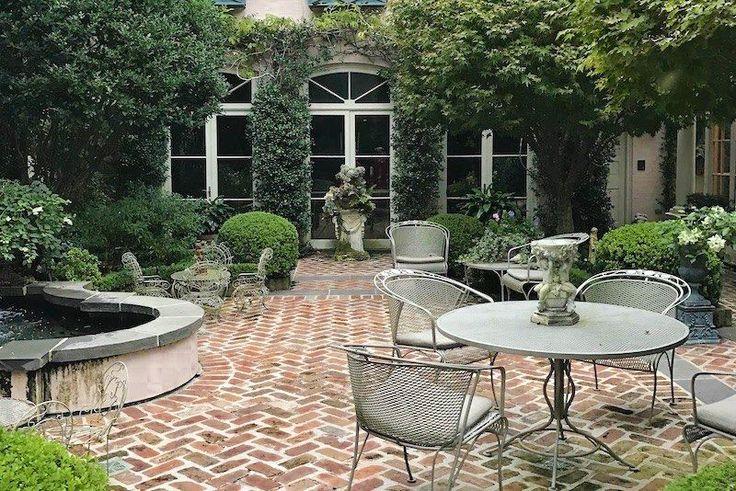 Inspiring Garden Design: 11 Tips for Creating a Courtyard - Private Newport