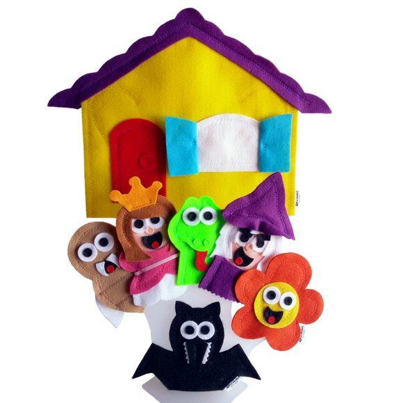 Fantoche - Fui morar numa casinha