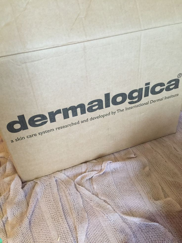 We are now official stockists of Dermalogica