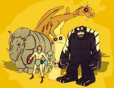 The HerculoidsOld Schools, Remember This, Childhood Memories, Hanna Barbera, Care Bears, Hannabarbera, Desenho Animados Antigos, Classic Cartoons, Saturday Mornings