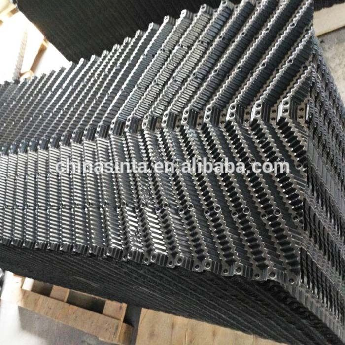Fill Pack Counter Flow Pvc Cooling Tower Filler Cooling Tower