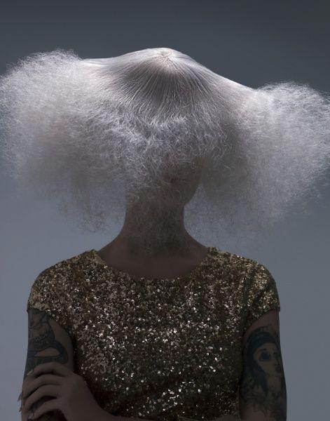Cheveux Avant garde - Le Coloriste