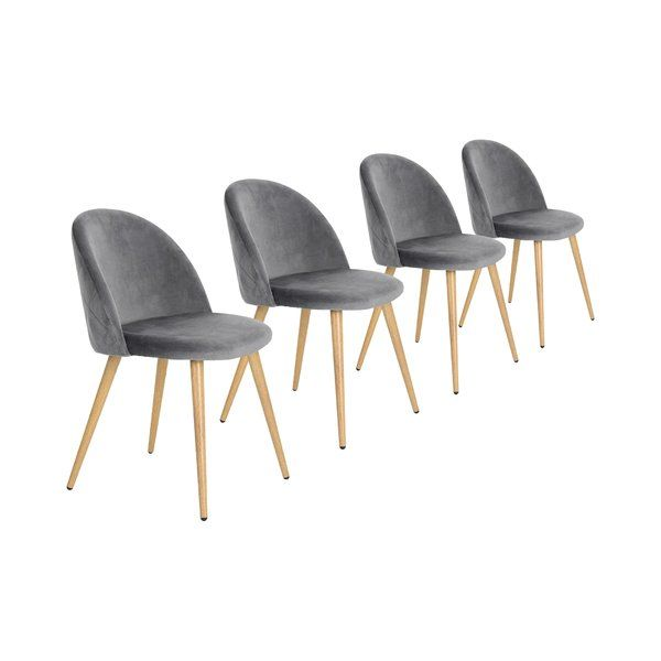 You Ll Love The Vienna Upholstered Dining Chair At Wayfair Co Uk