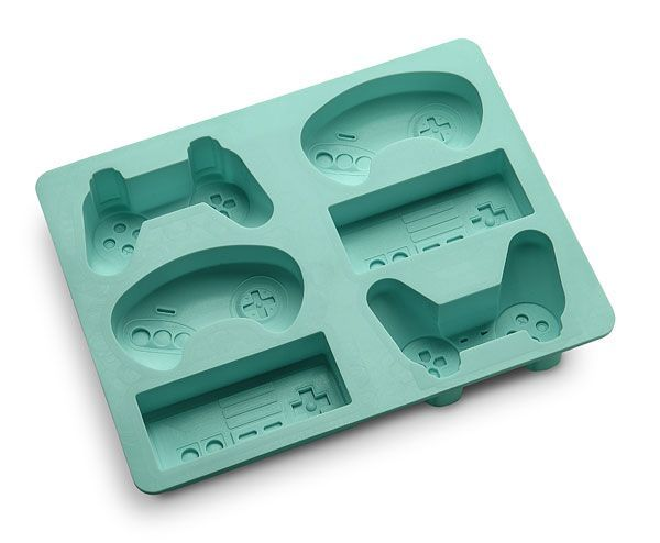 Classic Game Controller Silicone Mold Additional Image