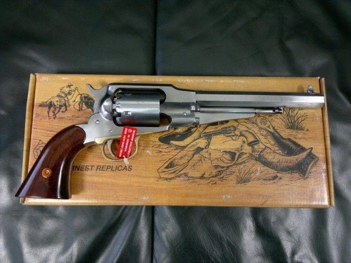 Remington 1858 New Navy Improved .36