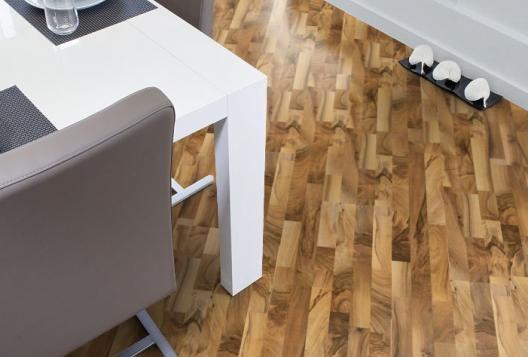 Parador Laminate Flooring Walnut 3 Strip  image 2