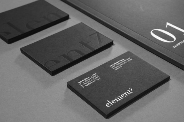 biz card / Element 7 — Camber