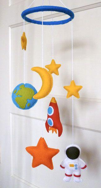 ♥ Mobiles voor de kinderkamer - Handgemaakte hebbedingen -