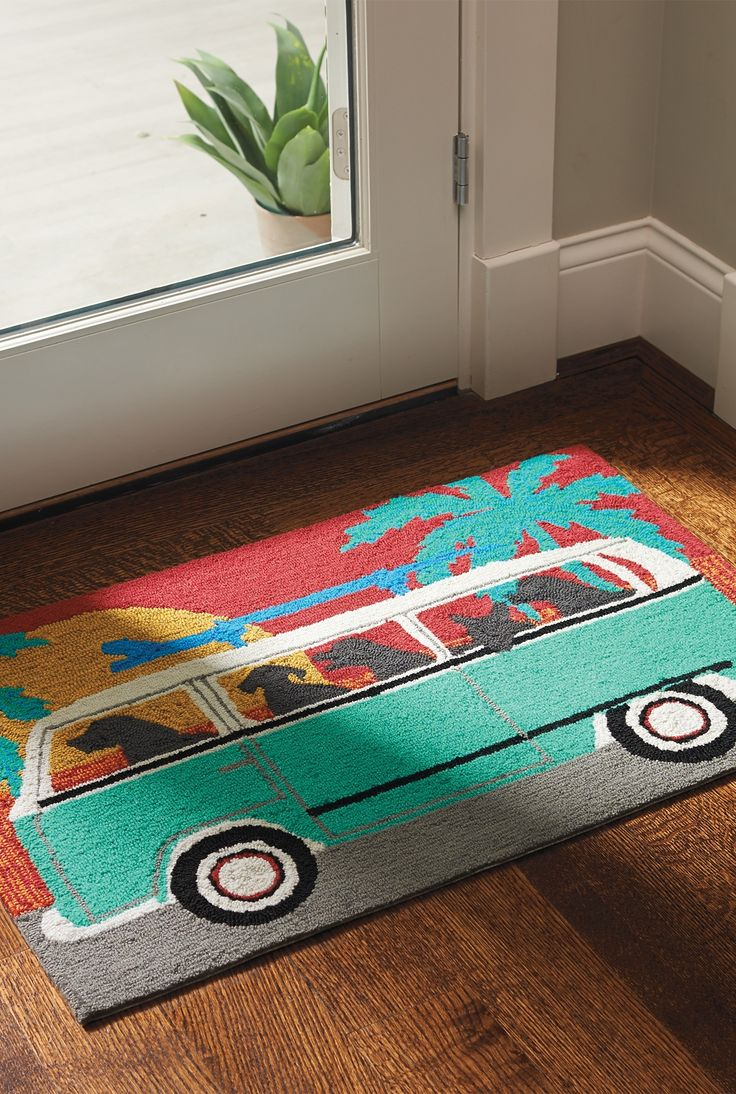 Lovely Large Entry Door Mats