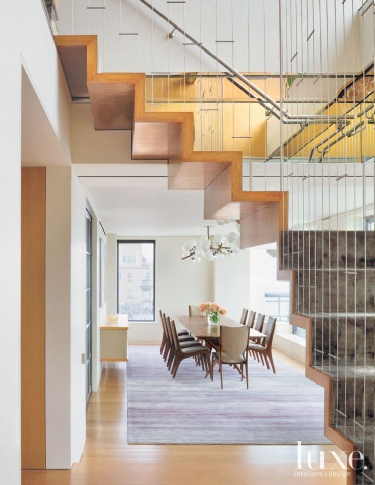 home interior design stairs%0A     Rooms with Stunning Staircases   LuxeWorthy  Design Insight from the  Editors of Luxe