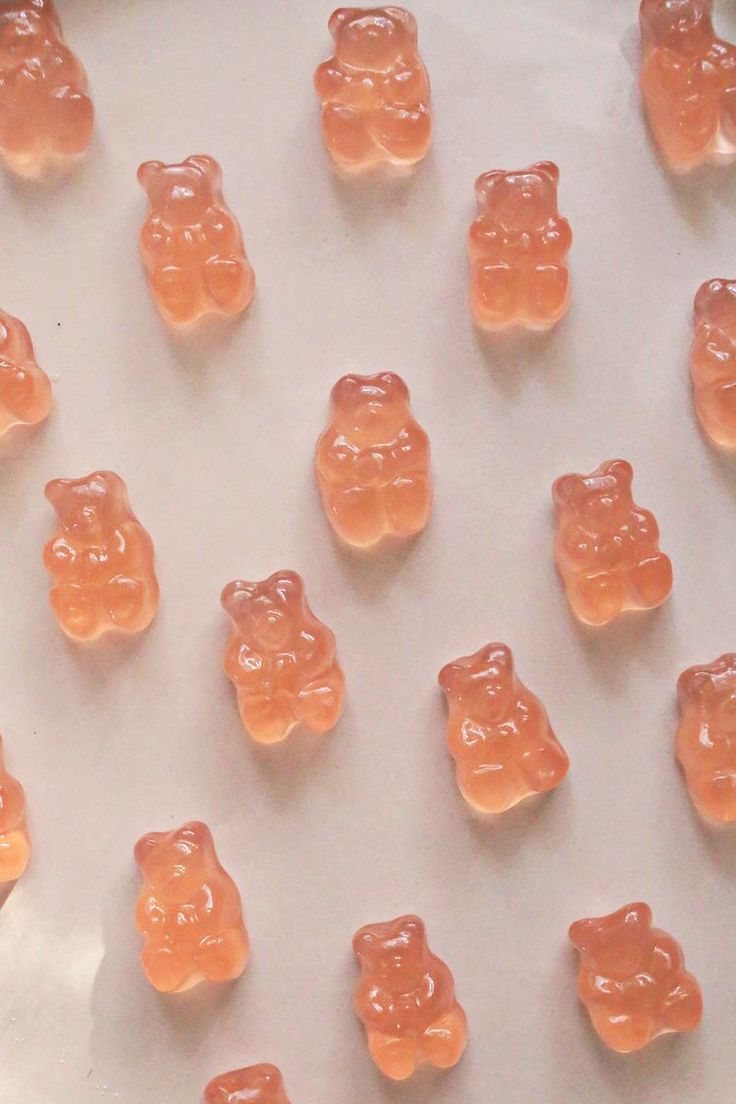 Try This: Rosé Soaked Gummy Bears