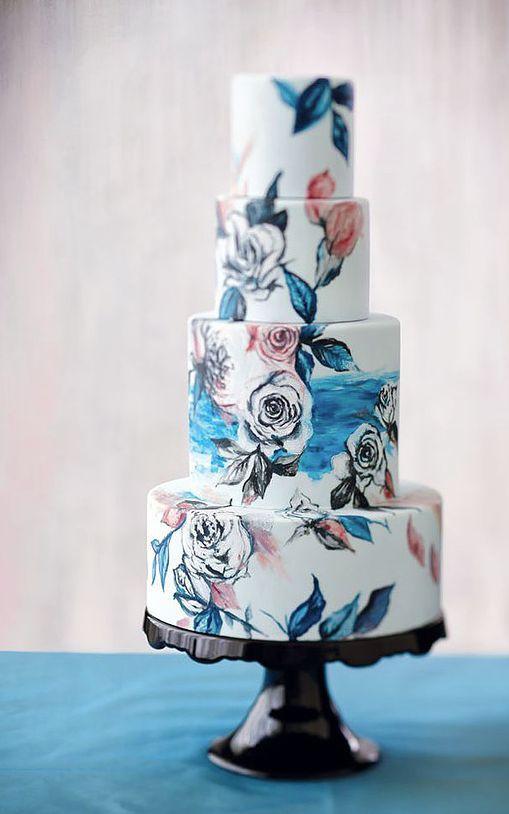 Wedding Cake Inspiration